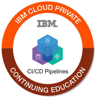 IBM Cloud Private - Continuous Integration/Continuous Delivery Pipelines