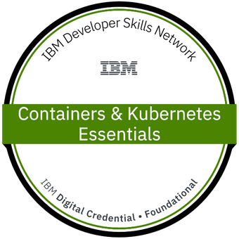 Containers & Kubernetes Essentials