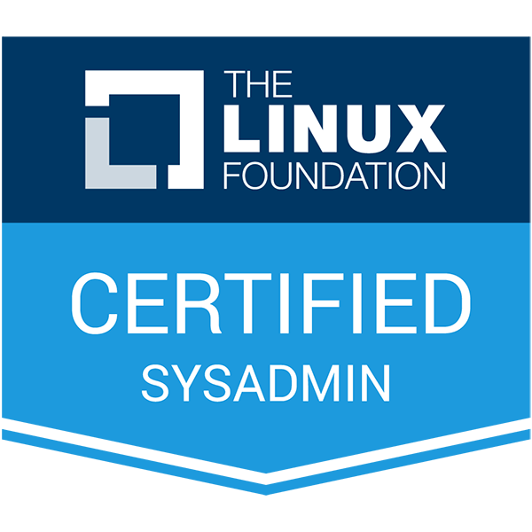 LFCS: Linux Foundation Certified Systems Administrator