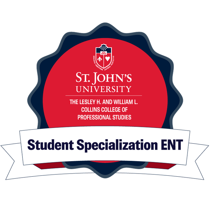 Student Specialization ENT