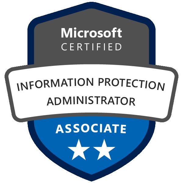 Certificación Information Protection Administrator Associate
