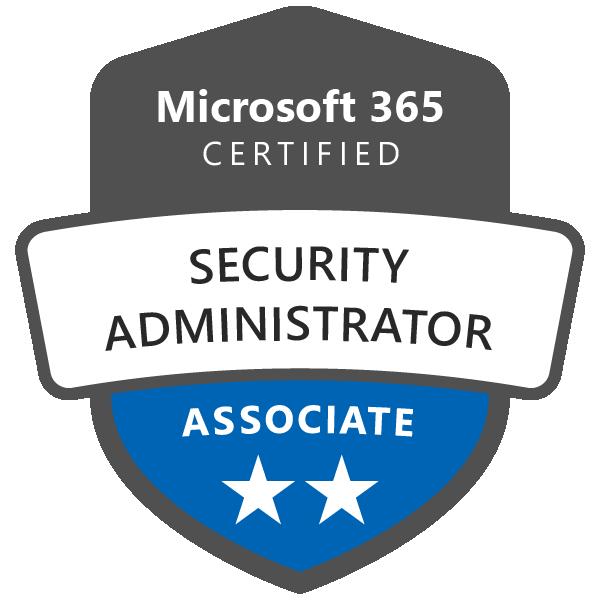Certificación Microsoft 365: Security Administrator Associate